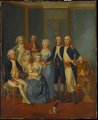Portrait of a Military Family