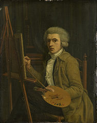Portrait of a Painter, probably the Artist himself