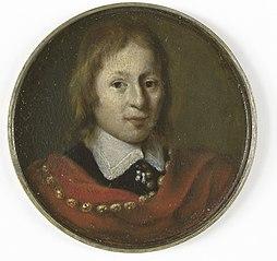 Portrait d'un garçon de quinze ans