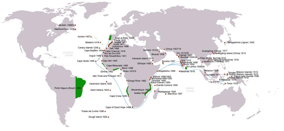 Portuguese discoveries and explorationsV2en