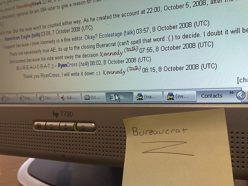 File:Post-It-Note-Bureaucrat.jpg