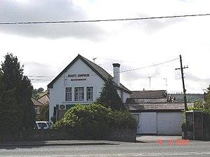 Rhydymwyn - Image: Post office at Rhydymwyn geograph.org.uk 37577
