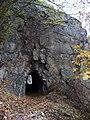 Povltavská stezka, druhý tunel, od Třebenic.jpg