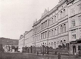 Vojtěch Ignác Ullmann - Image: Prague Nova Alej 1865