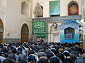 Prayers of Noon - Grand Mosque of Nishapur -September 27 2013 23.JPG