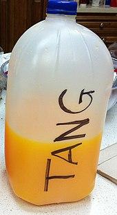 Tang (drink mix) - Wikipedia