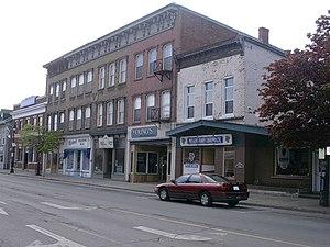Prescott, Ontario - King Street, Prescott