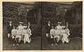 President Theodore Roosevelt, Edith Kermit Roosevelt and children, posed outdoors LCCN2013651302.jpg