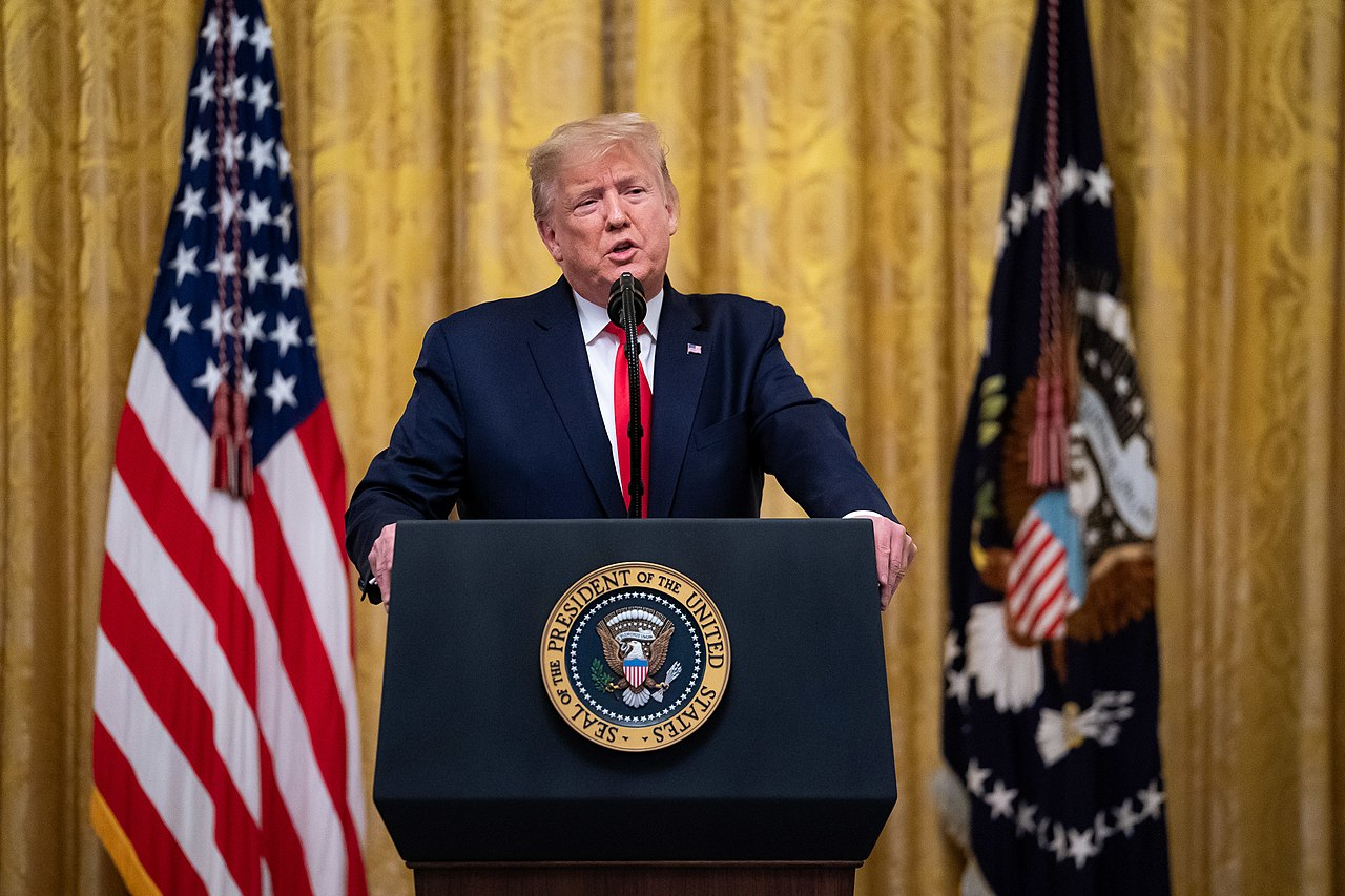 President Trump Delivers Remarks to Mayors (49436159673).jpg