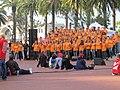 Prestonwood Student Choir at Justin Herman Plaza (5938660261).jpg