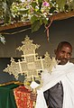 Priest With Processional Cross - Treasury Of The Chapel Of The Tablet.jpg