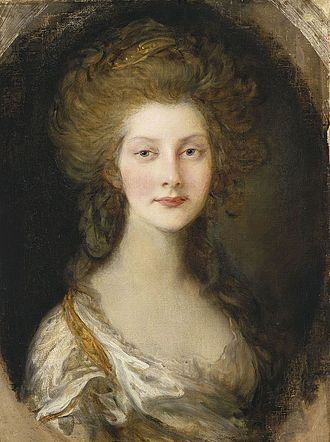 Princess Augusta Sophia of the United Kingdom - Princess Augusta, aged thirteen.