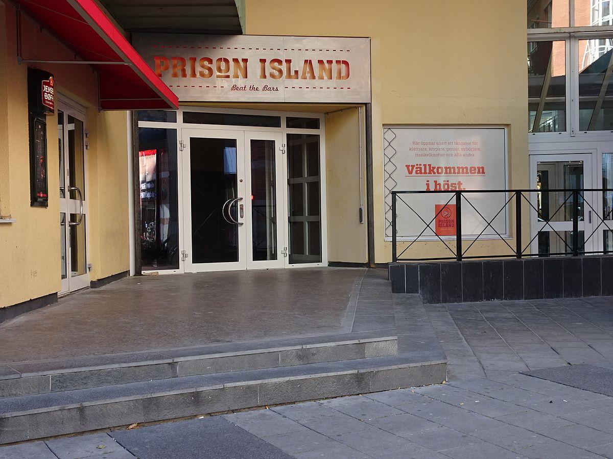 Prison Island (fö...
