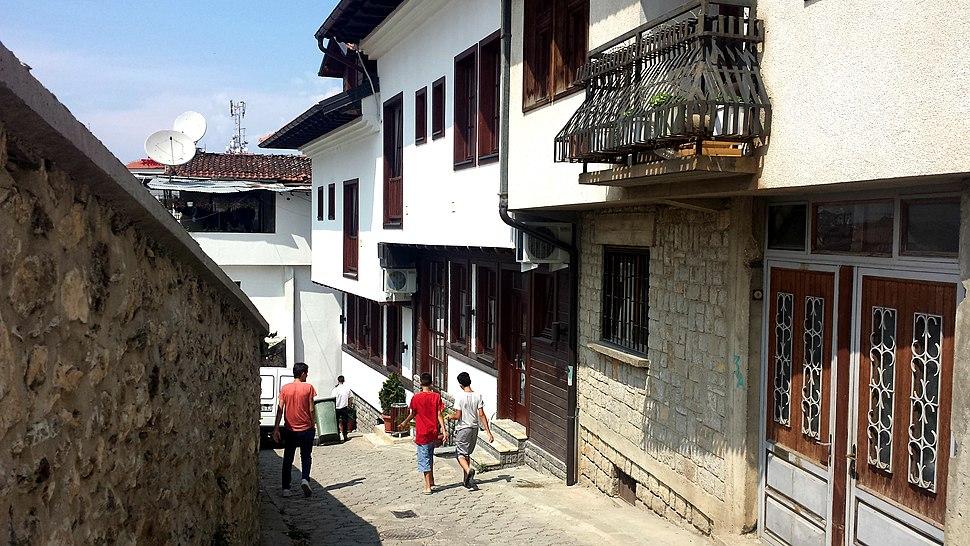 Prizren historic city center 23