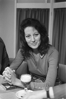 Germaine Greer en 1972