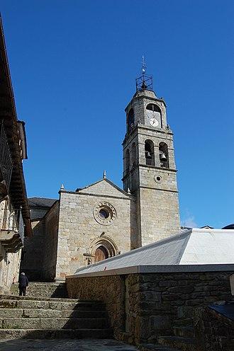 Puebla de Sanabria - Church of Nuestra Señora del Azogue.