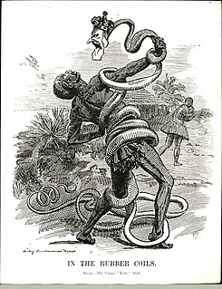 worldwide media propaganda campaign waged by both King Leopold II of Belgium and the critics of the Congo Free State