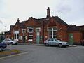 Purley station east building.JPG
