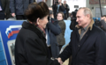 Putin congratulated the officers of the Moscow mounted police 01.png