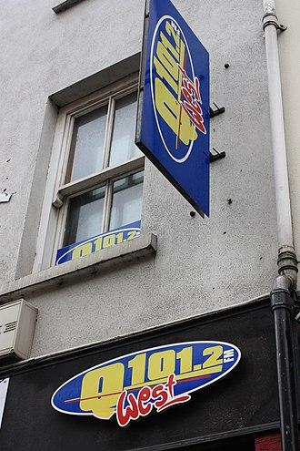 Q101.2 - Q101.2, Market Street, Omagh, January 2010