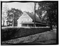 Quaker Meetinghouse, Haverford, Montgomery County, PA HABS PA,46-HAV,1-1.tif