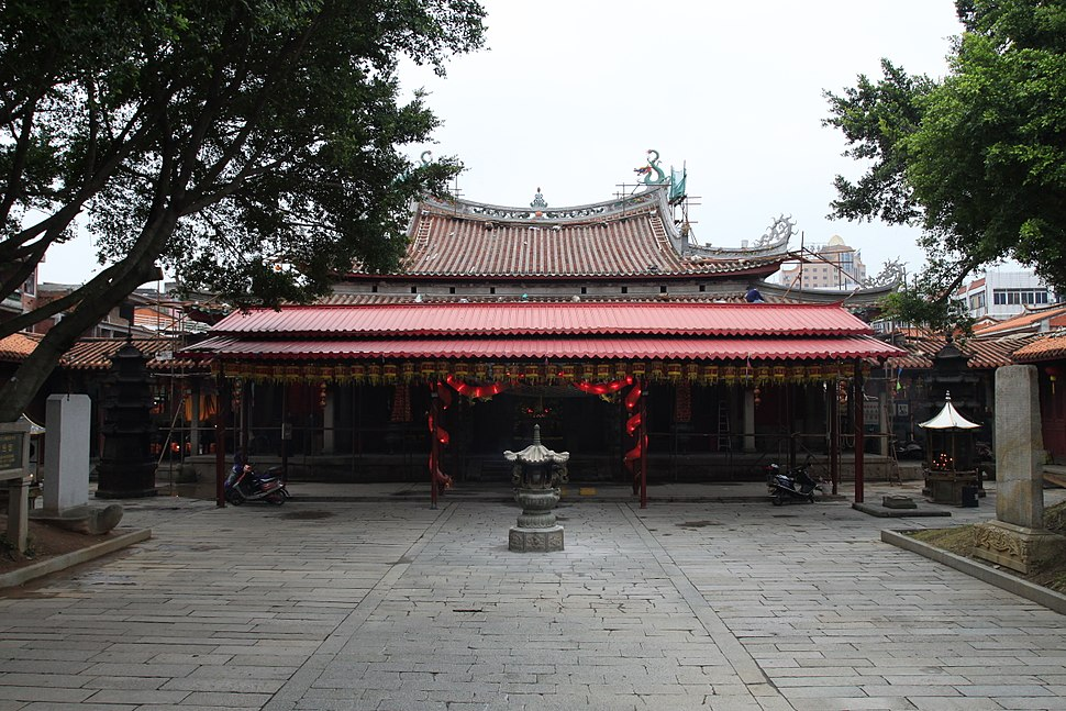 Quanzhou Tianhou Gong 20120229-06