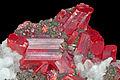 Réalgar, quartz, chalcopyrite, galène 90.3.9834.jpg
