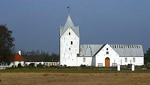 Rømø - Rømø Church