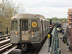 R68 N train on the West End Line.jpg
