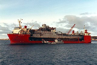 Heavy-lift ship ship type