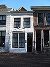 foto van Huis met gepleisterde gevel