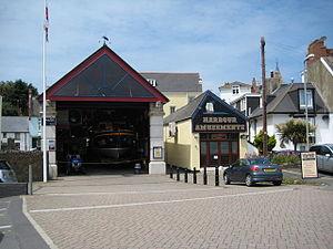 Ilfracombe Lifeboat Station - Image: RNLI, Ilfracombe geograph.org.uk 1420701