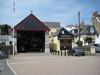 Ilfracombe Lifeboat Station