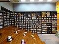 ROC-NCL-AAC Comic Room bookshelves 20180616c.jpg