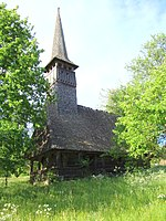 RO MM Francenii Boiului wooden church 21.jpg