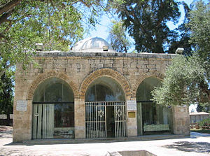 Tomb of Raban Gamliel in Yavneh