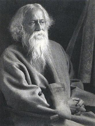 Rabindranath Tagore - Tagore (c. 1925)