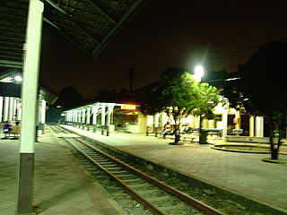 Bang Bamru railway station