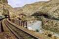 Rail tunnels in Bolan Pass - Balochistan.jpg