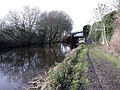 Railway bridge over the Kennet and Avon Canal between Kintbury and Hungerford 01.jpg