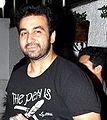 Raj Kundra at the screening of Inam (cropped).jpg