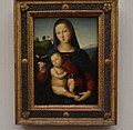 Raphael, Madonna and Child, 1502, Gemaldegalerie, Berlin (25332825747).jpg