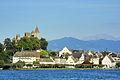 Rapperswil - Kapuzinterkloster-Lindenhof-Schloss-Bühleralle - Zürichsee - ZSG Stadt Rapperswil 2012-09-20 17-09-22 (P7000).JPG