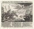 Rapperswil - See-Gefechte bey Rapperschwyl zwischen den Zürichern und den von Schwytz Ao 1445.jpg
