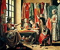 Raspal, Antoine - The Couturiers workshop - 1760.jpg