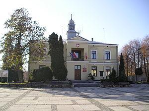 Sławków - Town hall