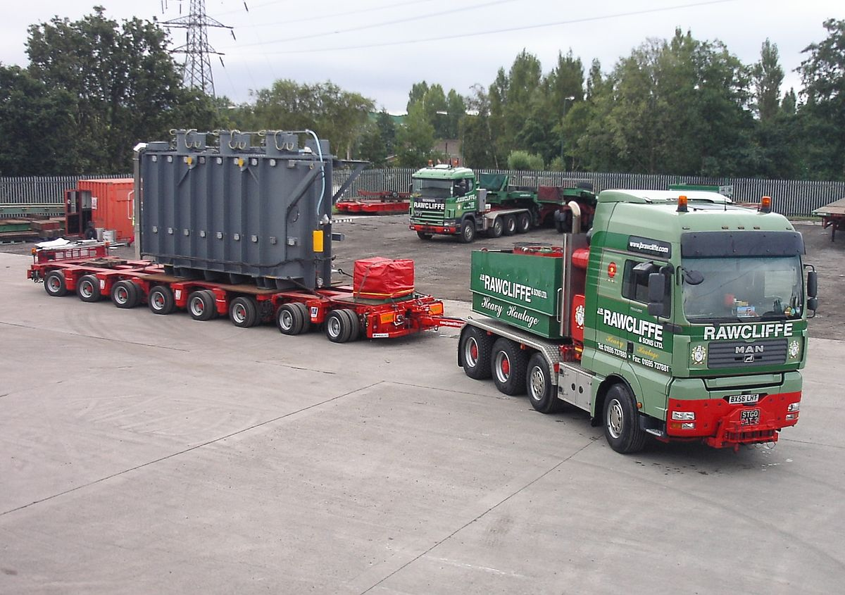 Drawbar Haulage Wikipedia