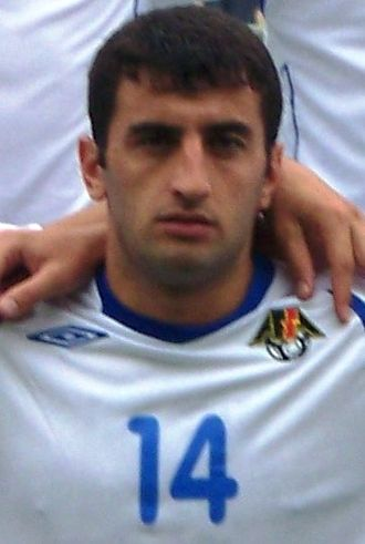 Khazar Lankaran FK - Rahid Amirguliyev is one of the most capped players for the club.