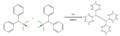 Reaction diphenyltrichloroethane to tetraphenylbutatriene.png