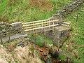 Recently repaired footbridge - geograph.org.uk - 1270676.jpg